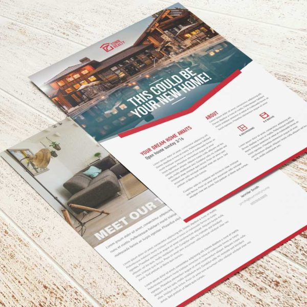 brochure flyer - reston copy center