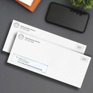 envelope - reston copy center