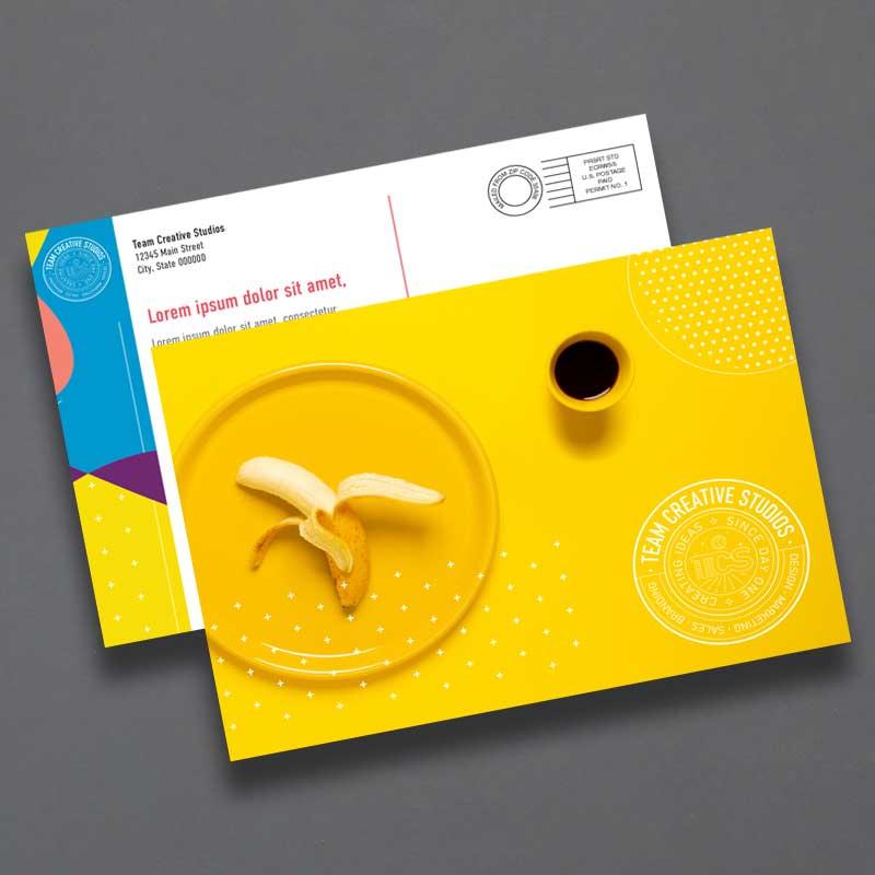 postcard - reston copy center