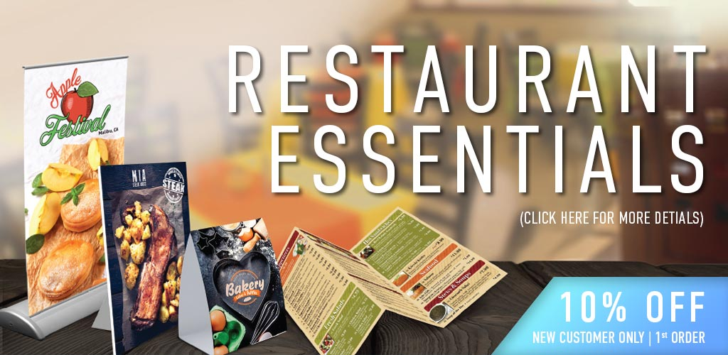 restaurant essentials