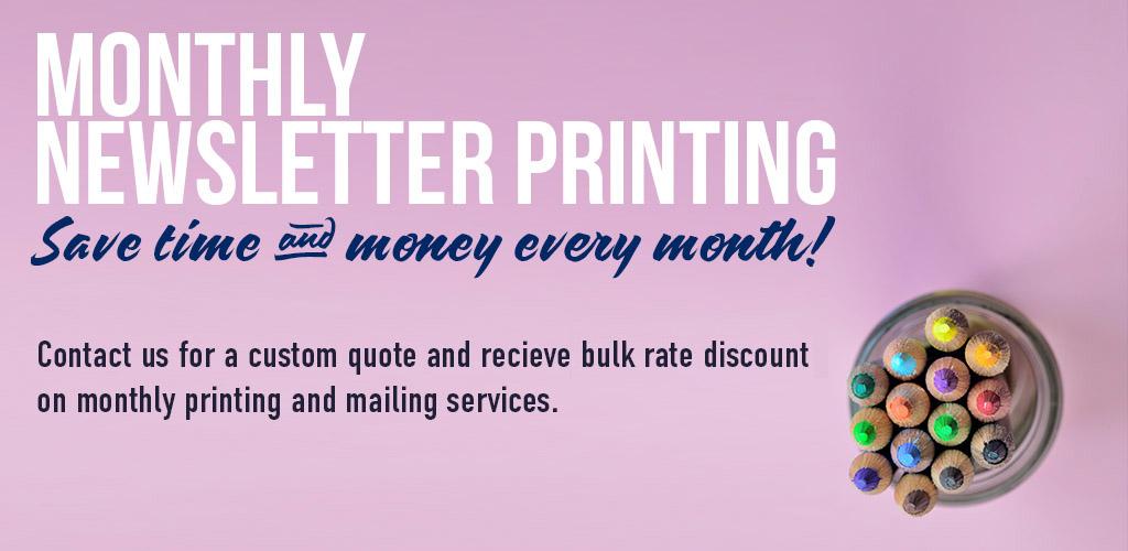 monthly printing reston herndon va